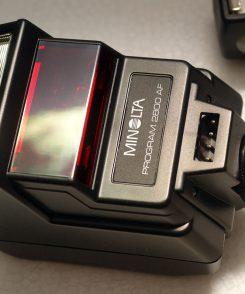 Световая ловушка + Minolta program 2800