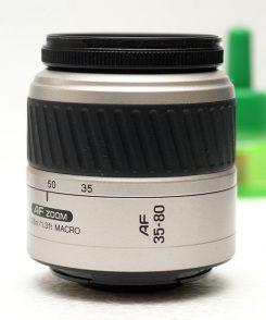 Объектив Minolta 35-80 Silver для Sony Alpha