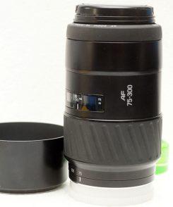 Объектив Minolta 75-300 NEW для Sony alpha