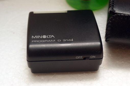 Вспышка Minolta D314i PROGRAM