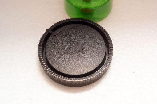 Задняя крышка на объектив с байонетом А