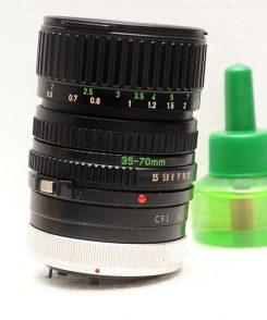 Canon 35-70+ teleconverter 2x