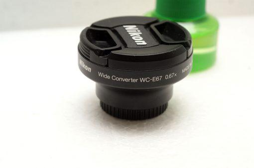 Широкоугольный конвертер Nikon Wide Converter WC-E67 0.67x
