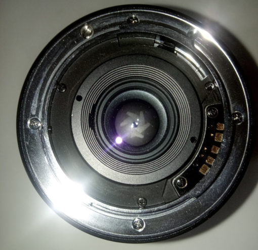 Tokina 70-210 SD, байонет А