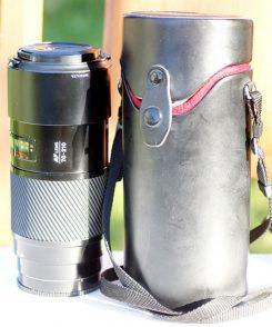 Minolta 70-210/4 для Sony alpha легендарный объектив BEERCAN (пивная банка)