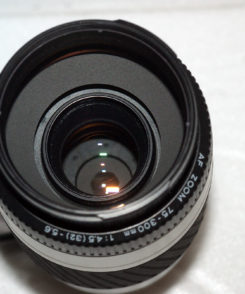 Объектив Sony 75-300 от Minolta