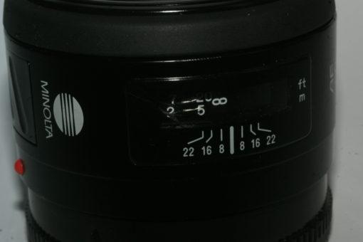 Minolta 50/1.7