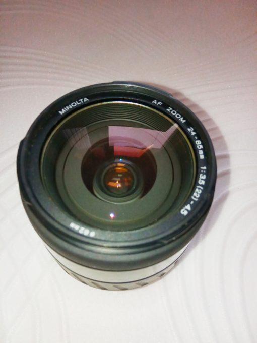 Объектив Sony Minolta 24-85 плесень
