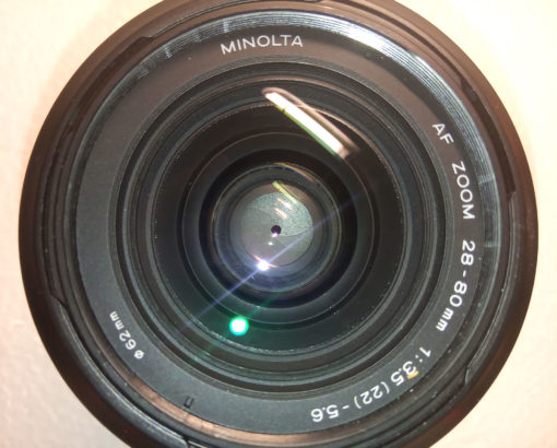 Объектив Minolta 28-80 для Sony Alpha