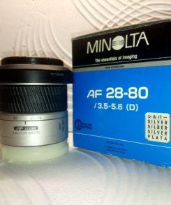 Sony 28-80 3,5-5,6 U для sony A Minolta
