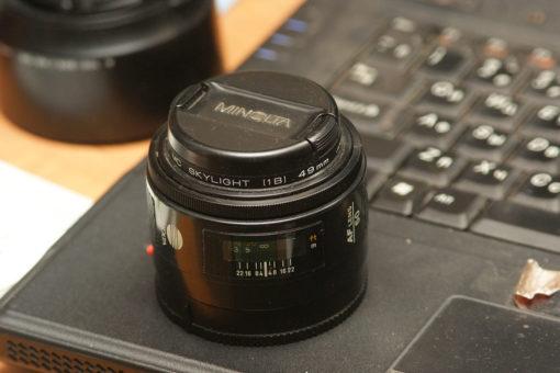 Minolta AF 135/2.8