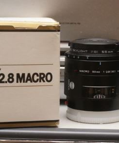 Объектив Minolta AF 50/2.8 MACRO
