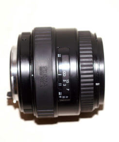 Объектив Sigma 35-80/4-5.6 с байонетом Pentax
