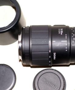 Sigma 70-300/4.5-5.6 DL