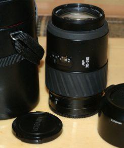 Minolta 70-210/3.5-4.5 с кофром